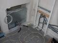 Gästebad Waschtischgestell