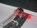 Elektroleitungen im Styropor